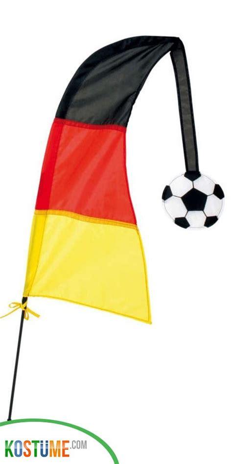 Innerhalb deutschlands erreichen sie uns unter: Windfahne Deutschland 100cm | Fussball deko, Wind, Fußball wm