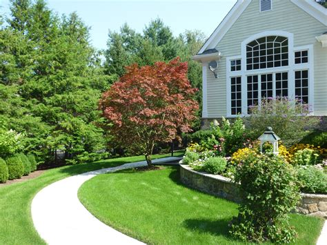 professional landscaping cost professional lawn maintenance in nj cost guide