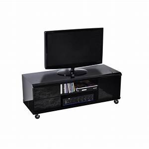 Meuble Tv Roulettes Ikea : meuble tv sur roulette maison design ~ Melissatoandfro.com Idées de Décoration