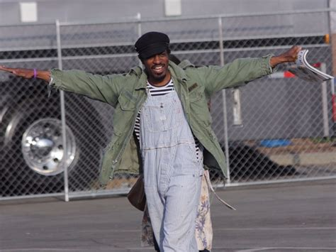 Rapper Andre 3000 Lands New Role As Creative Director At