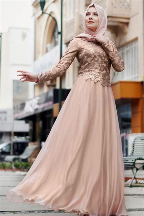robe de soiree pour hijab  modeles fahion  classes