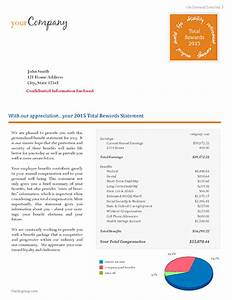total rewards statement template 28 images new With total rewards statement template