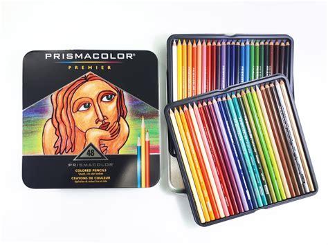 prismacolor 48 colored pencils prismacolor premier coloured pencils 48 tin australia