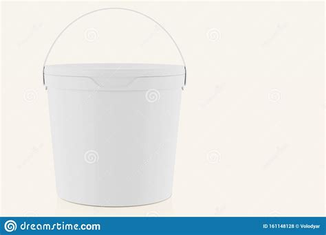 Every week we add new premium graphics by the thousands. White Matte Plastic Bucket For Food Products, Paint ...