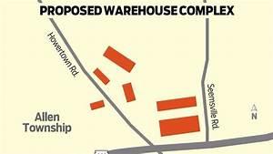 Jaindl-Watson seeks to move Seemsville Road as part of ...