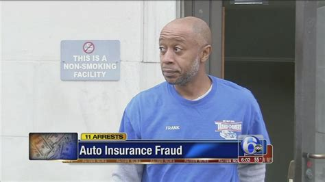 11 Charged In Delco Auto Insurance Fraud Case