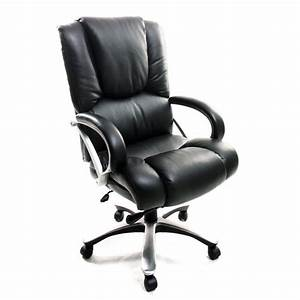Fauteuil Cuir Bureau : fauteuil de bureau cuir noir titus achat vente chaise de bureau noir cdiscount ~ Teatrodelosmanantiales.com Idées de Décoration