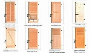 Comment Reparer Des Volets En Bois Abimes : menuiseries en bois portes fen tres baies vitr es ~ Premium-room.com Idées de Décoration