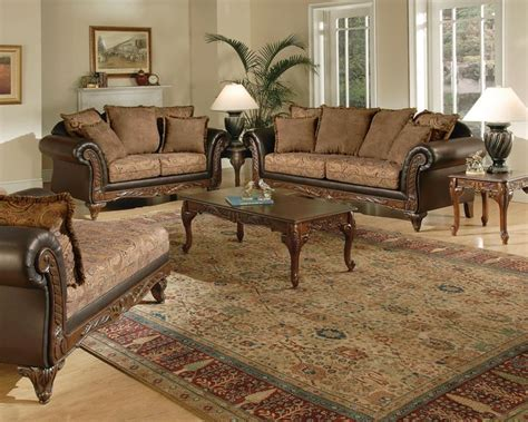 victorian style living room set  chaise lounge home