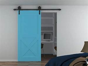 interior sliding barn doors promotion shop for promotional With barn door hardware for two doors