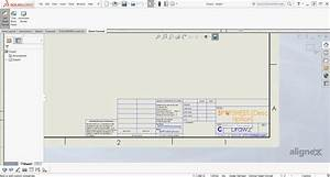 how to create drawing templates and sheet formats in With solidworks drawing template tutorial