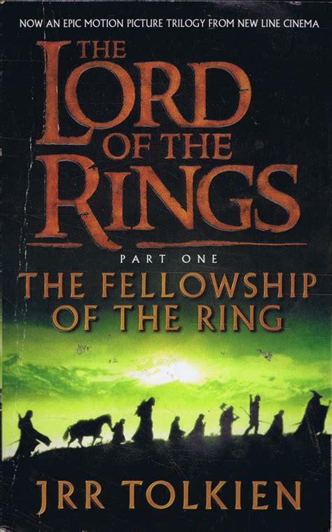 The Fellowship Of The Ring Av Jrr Tolkien (pocket