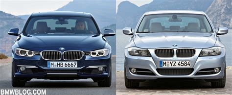 Difference Between 328i And 335i Bmw by The Lightness Of New 3 Series