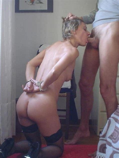 Handcuffed Blowjob Porn Pic Eporner