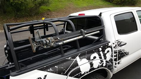 bed rack tacoma 2005 to 2015 tacoma bed rack