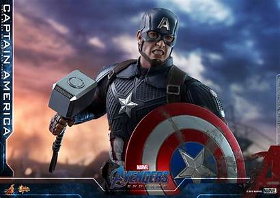 Endgame Captain America Avengers Toys Mjolnir Shield