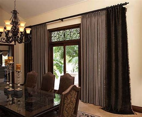 oversized drapes 1000 ideas about large window coverings on