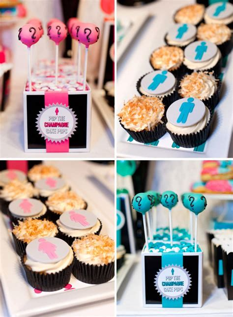 To plan a great gender reveal party, you should start by choosing a theme or object to help reveal the baby's gender to your party guests. 10 Gender Reveal Party Food Ideas for your Family