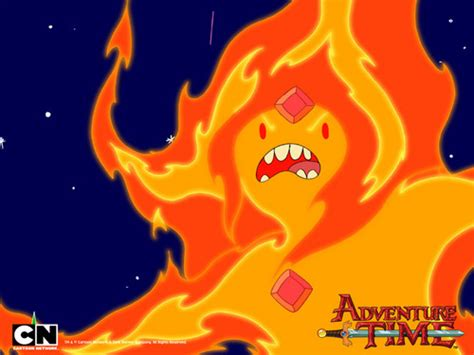 adventure time  finn  jake images flame princess