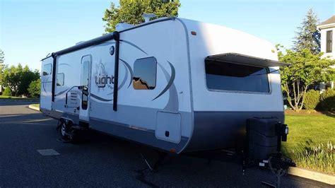 open range light rv 2014 used open range light 305bhs travel trailer in