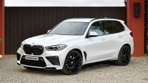 2020 Bmw X5 by 2020 Bmw X5 M Puts On Production Clothes In New Renderings