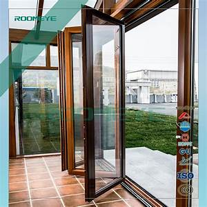 Falttüren Glas Innen : aluminium holz innen falttore horizontale deutsch hardware ~ Watch28wear.com Haus und Dekorationen