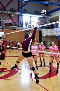 Women's volleyball team finishes second overall in San ...
