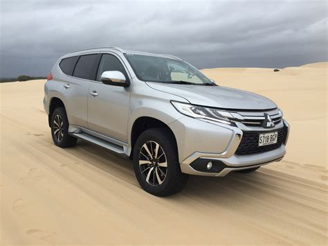 Mitsubishi Photo by 2016 Mitsubishi Pajero Sport Review Caradvice