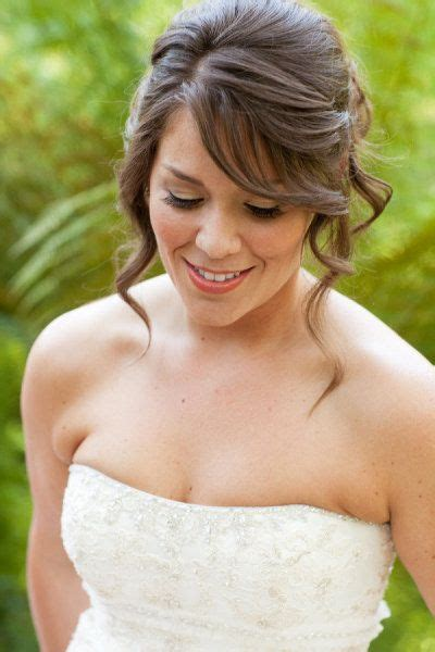 10 bridal hairstyles for medium length hair your hair