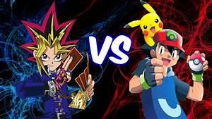 Yu-gi-oh Vs Pokemon