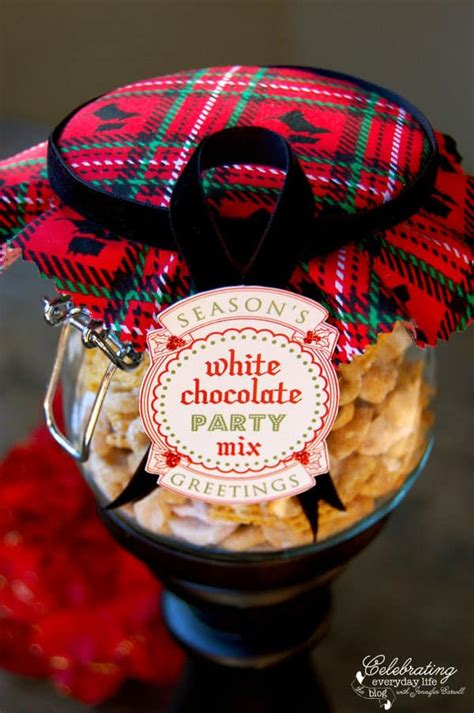 white chocolate party mix recipe    tag