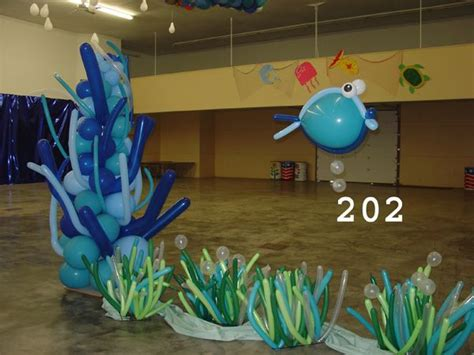 coral reef centerpieces google search