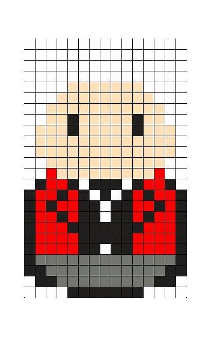 Doctor Patterns 3rd Crochet Minecraft Kandipatterns Kandi