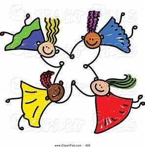 Friends Holding Hands Clipart - Clipart Suggest