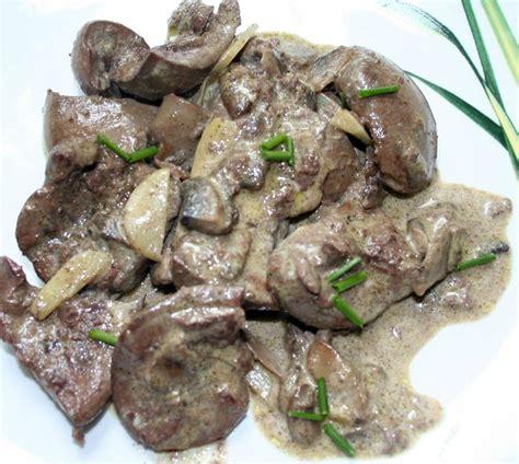 cuisiner des rognons de porc rognons de porc à l 39 ail amafacon