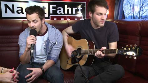 Alexander Knappe  Sing Mich Nach Hause (live And Acoustic