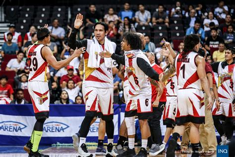Tough SMB just gets tougher   Inquirer Sports