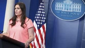 Sarah Huckabee Sanders Arms