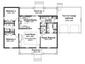 country home plans one story malaga single story home plan 028d 0075 house plans and more