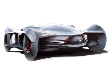2030 The Cars Of The Future