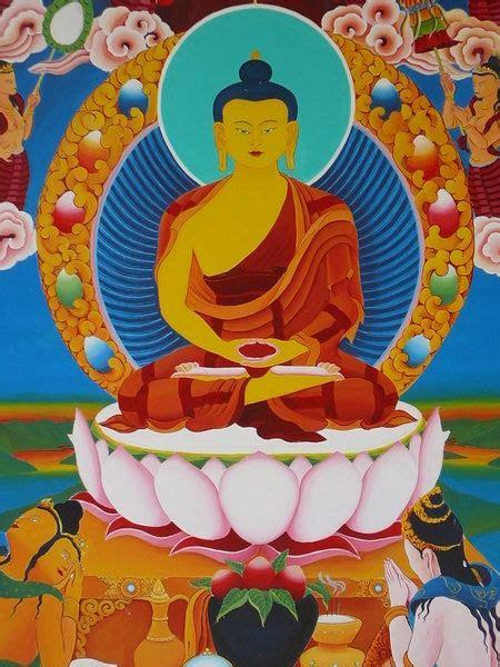 buddha mural photo