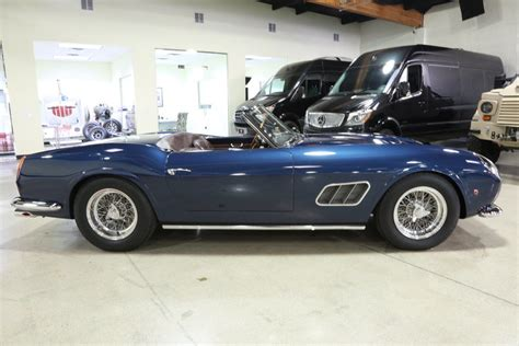 1961 250 Gt California For Sale by 1961 250 Gt California Spyder For Sale 81775 Mcg