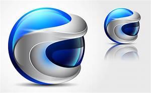 How to create 3D Logo Design in Adobe Illustrator CS6 | HD ...