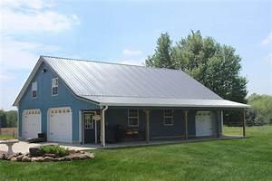 pole barn addition joy studio design gallery best design With 40x50 pole barn