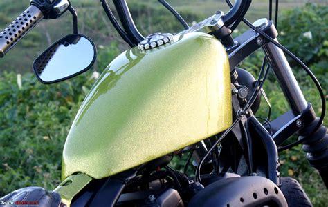 Custom Paint-jobs On My Harley