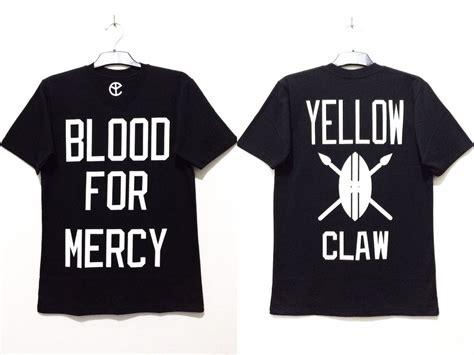 Kaos Yellow Claw Youth jual kaos yellow claw blood for mercy terjual