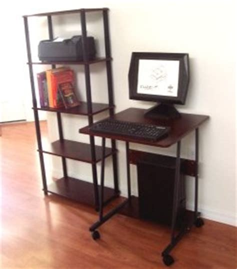 narrow computer desk desk armoires