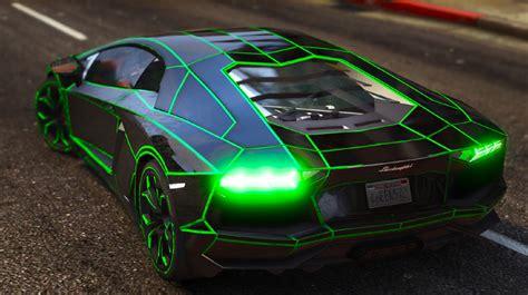 Lamborghini Lp700-4 Burst Line Texture