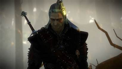 Geralt Witcher Rivia Editi Enhanced Artwork Pc